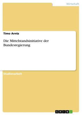 Die Mittelstandsinitiative der Bundesregierung, Timo Arntz