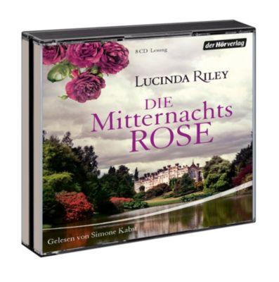 Die Mitternachtsrose, Hörbuch, Lucinda Riley