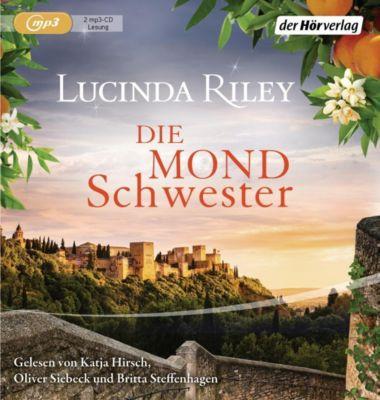 Die Mondschwester, 2 MP3-CDs, Lucinda Riley
