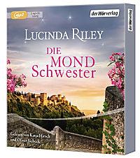 Die Mondschwester, 2 MP3-CDs - Produktdetailbild 1