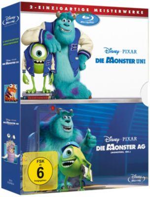 Die Monster Uni / Die Monster AG