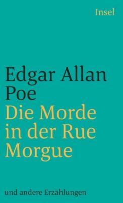 Die Morde in der Rue Morgue und andere Erzählungen, Edgar Allan Poe