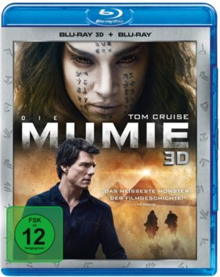 Die Mumie (2017) - 3D-Version, Annabelle Wallis,Russell Crowe Tom Cruise