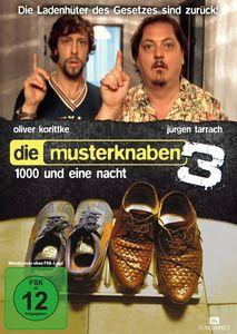 Die Musterknaben - 1000 und eine Nacht, Spielfilm, Komödie