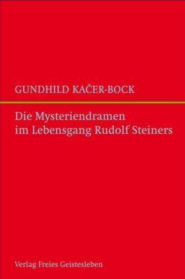 Die Mysteriendramen im Lebengsgang Rudolf Steiners, Gundhild Kacer-Bock