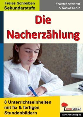 Die Nacherzählung, Ulrike Stolz, Friedel Schardt