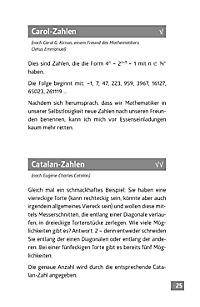 Die Namen der Zahlen - Produktdetailbild 2