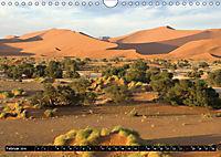 Die Namib (Wandkalender 2019 DIN A4 quer) - Produktdetailbild 2