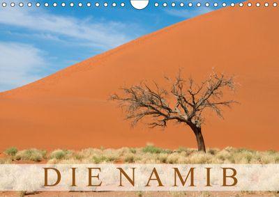 Die Namib (Wandkalender 2019 DIN A4 quer), Frauke Scholz