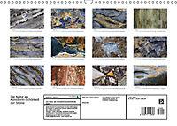 Die Natur als Künstlerin - Schönheit der Steine (Wandkalender 2019 DIN A3 quer) - Produktdetailbild 13