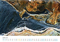 Die Natur als Künstlerin - Schönheit der Steine (Wandkalender 2019 DIN A3 quer) - Produktdetailbild 6