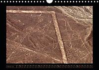 Die NAZCA Linien - Geheimnisvolle Figuren (Wandkalender 2019 DIN A4 quer) - Produktdetailbild 2