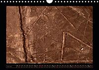 Die NAZCA Linien - Geheimnisvolle Figuren (Wandkalender 2019 DIN A4 quer) - Produktdetailbild 6