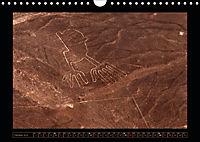 Die NAZCA Linien - Geheimnisvolle Figuren (Wandkalender 2019 DIN A4 quer) - Produktdetailbild 10