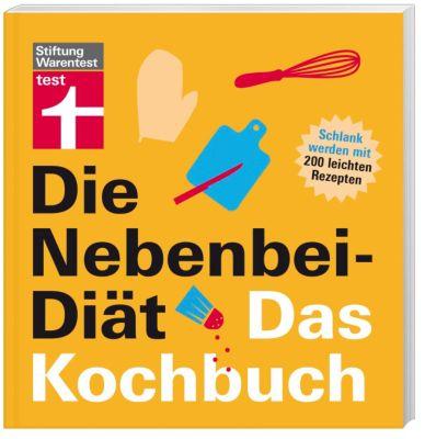 Die Nebenbei-Diät. Das Kochbuch, Elisabeth Lange
