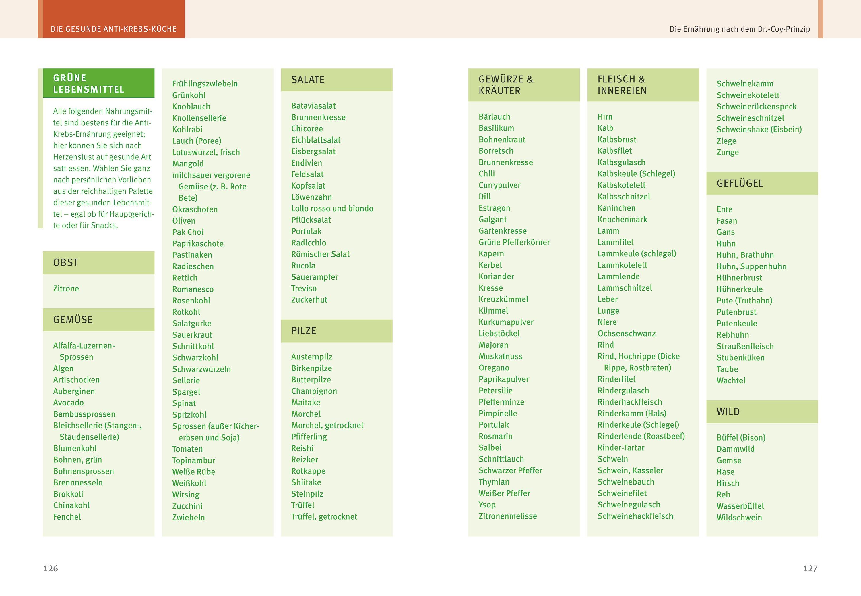 Die Neue Anti Krebs Ernährung Buch Versandkostenfrei Bei