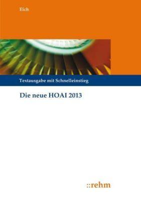 Die neue HOAI 2013, Anke Eich