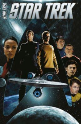 Die neue Zeit: Star Trek Comicband: Die neue Zeit 1, Mike Johnson