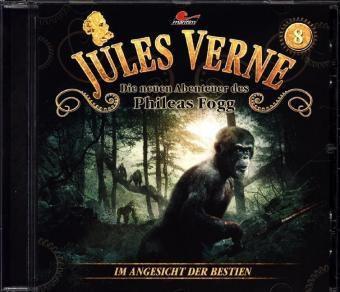 Die neuen Abenteuer des Phileas Fogg - Im Angesicht der Bestien, 1 Audio-CD, Jules Verne