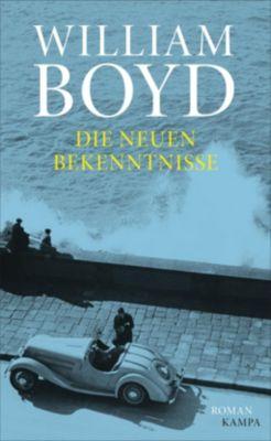 Die neuen Bekenntnisse - William Boyd |