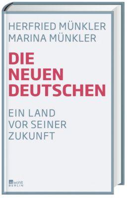 Die neuen Deutschen, Herfried Münkler, Marina Münkler