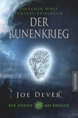 Die neuen Kai Krieger: Der Runenkrieg - Joe Dever  