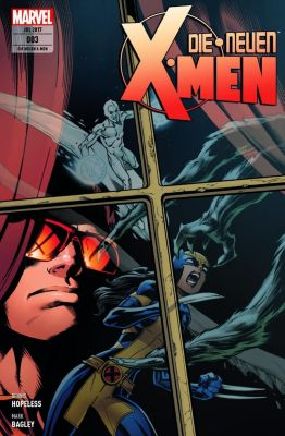 Die neuen X-Men, Dennis Hopeless, Mark Bagley