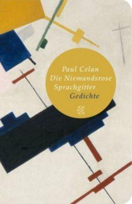 Die Niemandsrose / Sprachgitter - Paul Celan |
