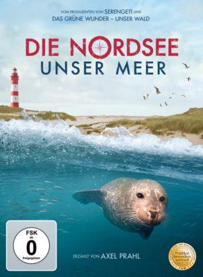 Die Nordsee - Unser Meer, Axel Prahl