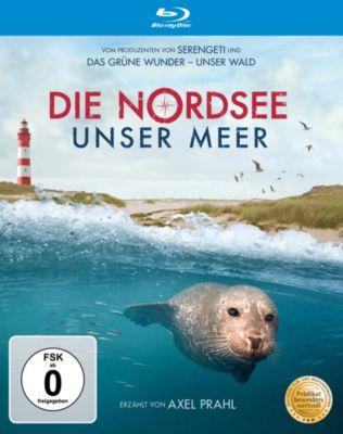 Die Nordsee - Unser Meer, Jörn Röver