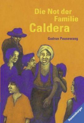 Die Not der Familie Caldera, Gudrun Pausewang