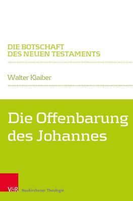 Die Offenbarung des Johannes - Walter Klaiber pdf epub