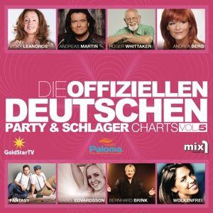 Die (Offiziellen) Deutschen Party-& Schlager Char, Diverse Interpreten