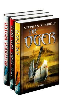 Die Oger, 3 Bände im Paket, Stephan Russbült