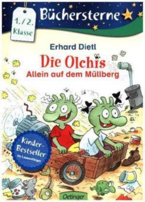 Die Olchis. Allein auf dem Müllberg, Erhard Dietl