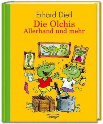 Die Olchis - Allerhand und mehr - Erhard Dietl |
