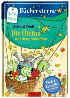 Die Olchis auf dem Schulfest, Erhard Dietl