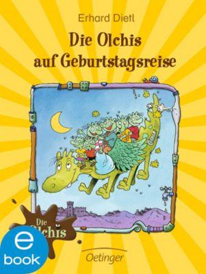 Die Olchis auf Geburtstagsreise, Erhard Dietl