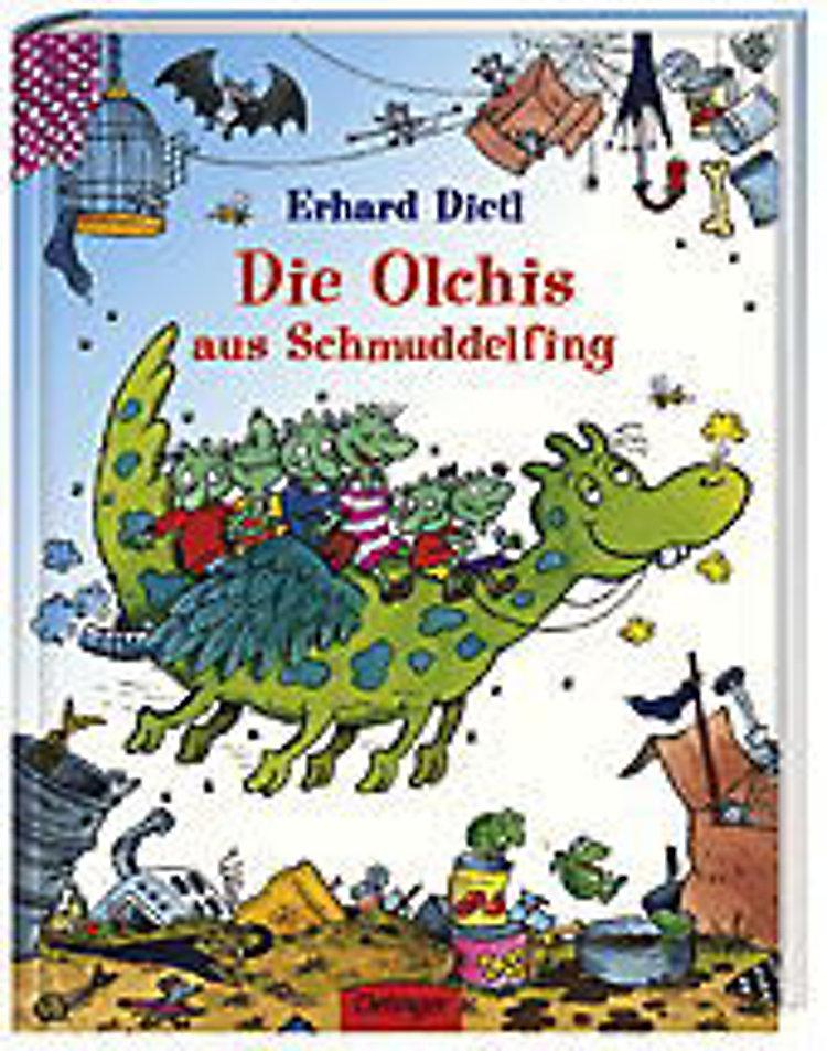 Die Olchis Band 1 Die Olchis Aus Schmuddelfing Buch