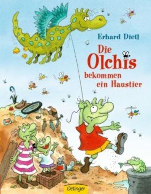 Die Olchis bekommen ein Haustier, Erhard Dietl