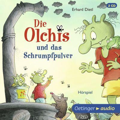 Die Olchis: Die Olchis und das Schrumpfpulver, Erhard Dietl