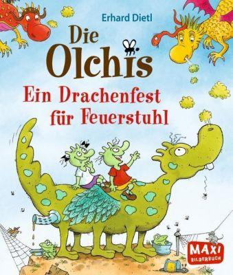 Die Olchis - Ein Drachenfest für Feuerstuhl, Erhard Dietl