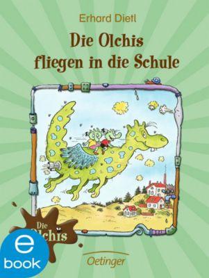 Die Olchis fliegen in die Schule, Erhard Dietl