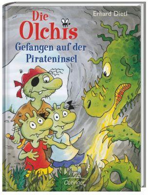 Die Olchis - Gefangen auf der Pirateninsel, Erhard Dietl