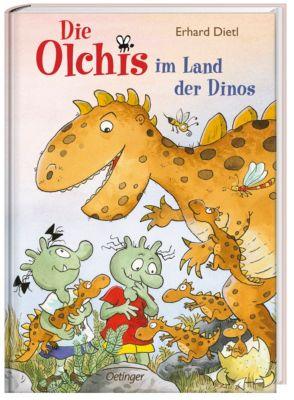 Die Olchis im Land der Dinos, Erhard Dietl