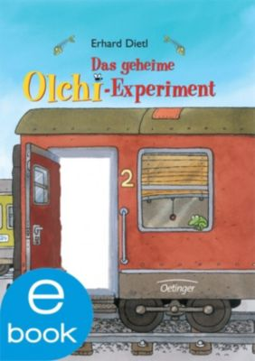 Die Olchis-Kinderroman Band 1: Das geheime Olchi-Experiment, Erhard Dietl
