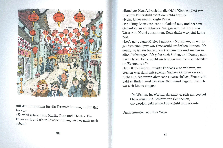 Die Olchis Kinderroman Band 7 Die Olchis Und Die Gully
