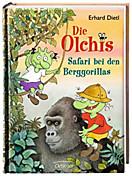 Die Olchis-Kinderroman Band 8: Safari bei den Berggorillas
