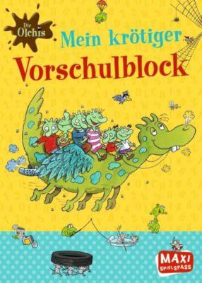 Die Olchis - Mein krötiger Vorschulblock, Christian Becker