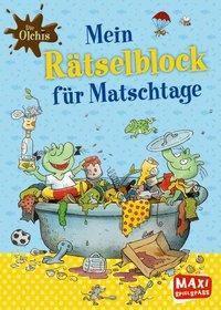 Die Olchis - Mein Rätselblock für Matschtage, Christian Becker